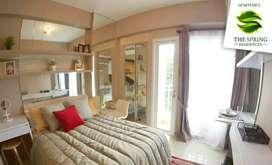 Apartemen Mewah di The Spring Residence harga terjangkau