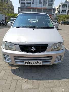 Maruti Suzuki Alto 2010 LPG Good Condition sentur look