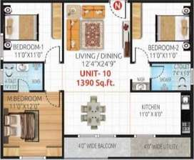 Flats for sale in JP Nagar 5th Phase