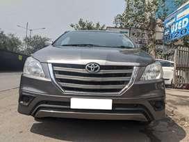 Toyota Innova 2.0 GX 8 STR BS-IV, 2013, Diesel