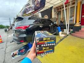 Mobil STABIL BEBAS GASRUK dg pasang BALANCE Sport DAMPER, Garansi 2 TH