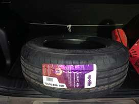 NEW APOLLO TYRE at DISCOUNTED PRICE 215/60 R16