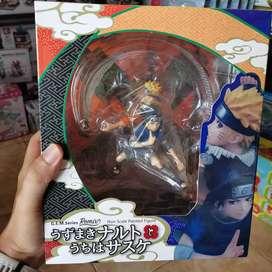 Figure fix pose naruto dan sasuke