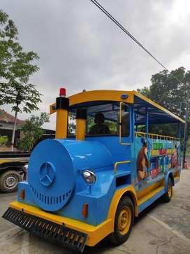 kereta mini wisata murah pancingan mandi bola kekinian