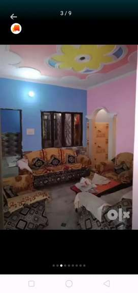Two room set with store kitchen & washroom