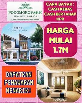 Cari rumah mewah dan nyaman untuk keluarga @BUAH BATU, BANDUNG?