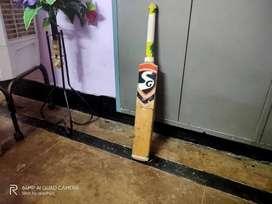 Two Cricket bat
