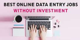Guaranteed Payment Online work from home - Data Entry jobs - Apply NOW