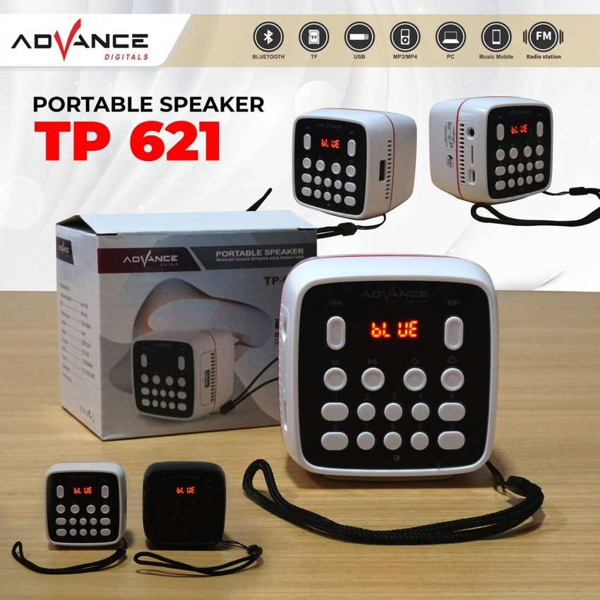 Speaker Advance TP-621 Bluetooth Portable