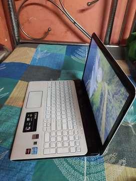 Sony Vaio laptop e series @14k