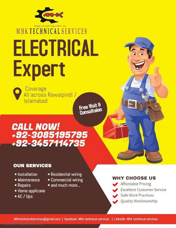 Electrical experts 0