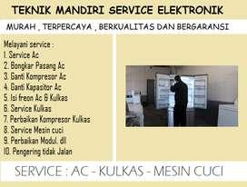 Ahlinya service Kulkas Frezerboox & Kompor tanam   modul Mesin cuci