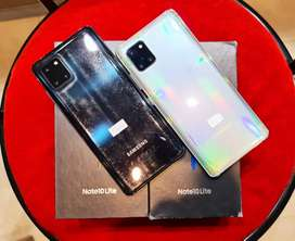 TAG ME SAMSUNG NOTE 10 LITE LITE  USED MOBILE