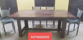 Brand New Unused Dining table with 6 chairs