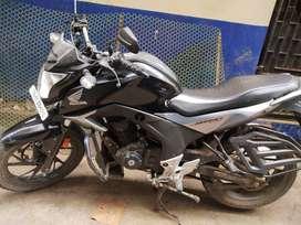 Honda CB HORNET 160