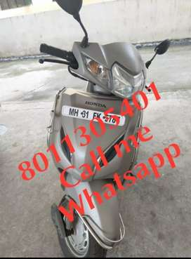 Very    nice    scooty    new     year