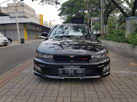 Mitsubishi galant tahun 2002 manual limited edition