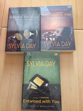 Novel trilogi sylvia day preloved