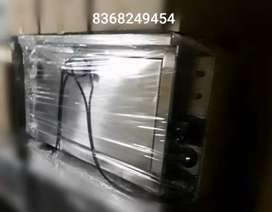 UNUSED COMMERCIAL PIZZA OVEN WITH TEMPERATURE CONTROL