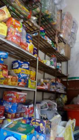 Karyana store for sale good location and running.