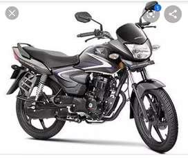 Brand new shine 5000/- down payment Mumbai