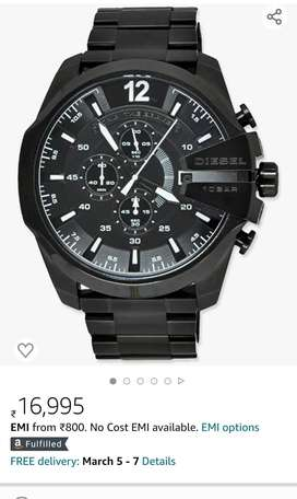 Diesel 10bar watch