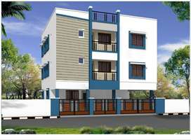 2bhk Flat for sale in Anakapathur (Near Busstand)