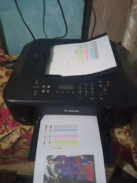 Printer canon all in one with adf