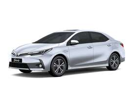 Toyota Corolla GLI for sale on just 20% Down Payment...