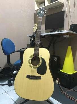 Di jual Gitar Cort AD 810 op