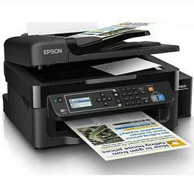 Printer Hp L565  ,7month old,wifi and all in one