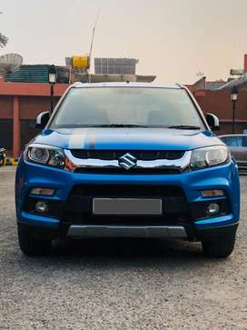 Maruti Suzuki Vitara Brezza ZDi - Plus Dual Tone Diesel, 2017, Diese..