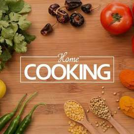 Lady Home Cook for Students or Bachelors
