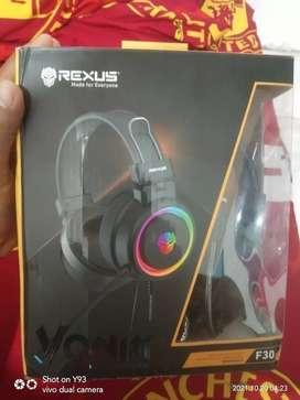 Di jual headset gaming rexus vonix F30