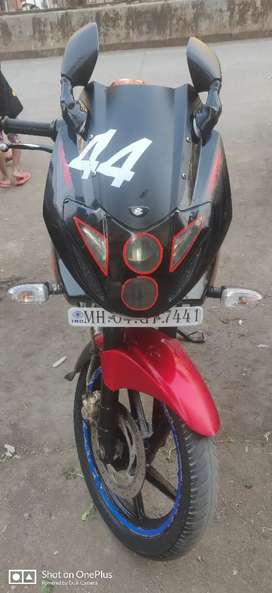 Bajaj pulsar 220f2015 ka model or first' owner