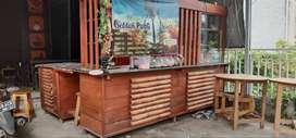 Dijual meja bar