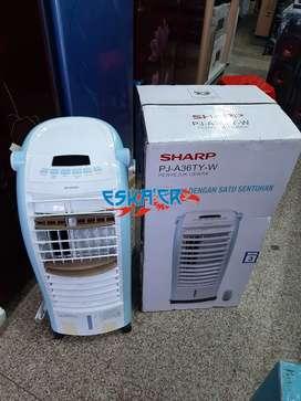 Sharp Air Cooler PJ-A36TY W [PUTIH]