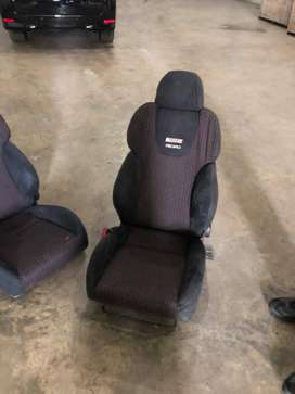 recaro ralliart original