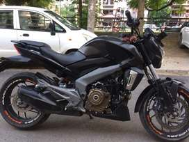 Dominar 400 ABS