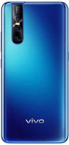 Vivo V15 Pro (Topaz Blue, 6GB RAM, 128GB Storage) with Motorized pop-u