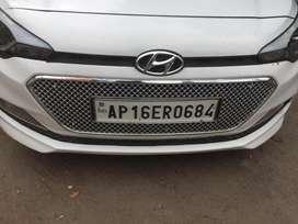 Hyundai I20 Asta 1.2, 2017, Petrol