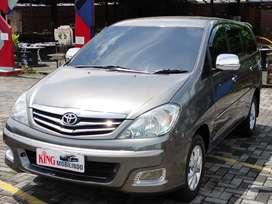 KING Mobilindo Innova G Matic 2011 Diesel ( Orisinilan, KM rendah )