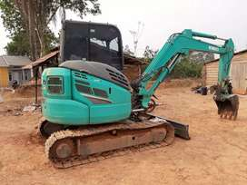 Excavator mini PC 50 kobelco tahun 2018