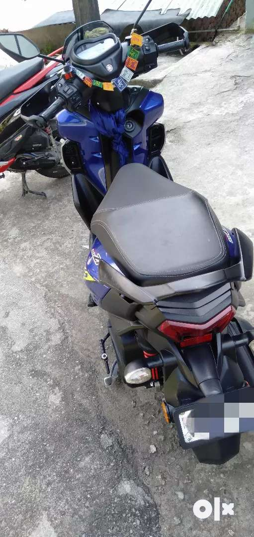 Excellent condition YAMAHA STREET RALLY