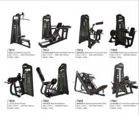 Wellness GYM equipment's available in good price