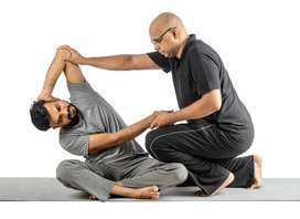 Thai Massage Assisted Stretch