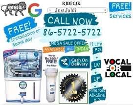 RJDFCJK  RO Water PURIFIER DTH UV Water Tank UF Water Purifier LED mem