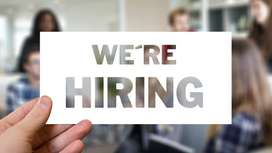 Required Computer Operator & Field Supervisor