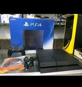 PS4 Fat 500GB fullgame siap pakai
