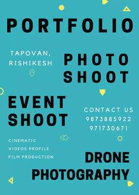 Photography,  video services
